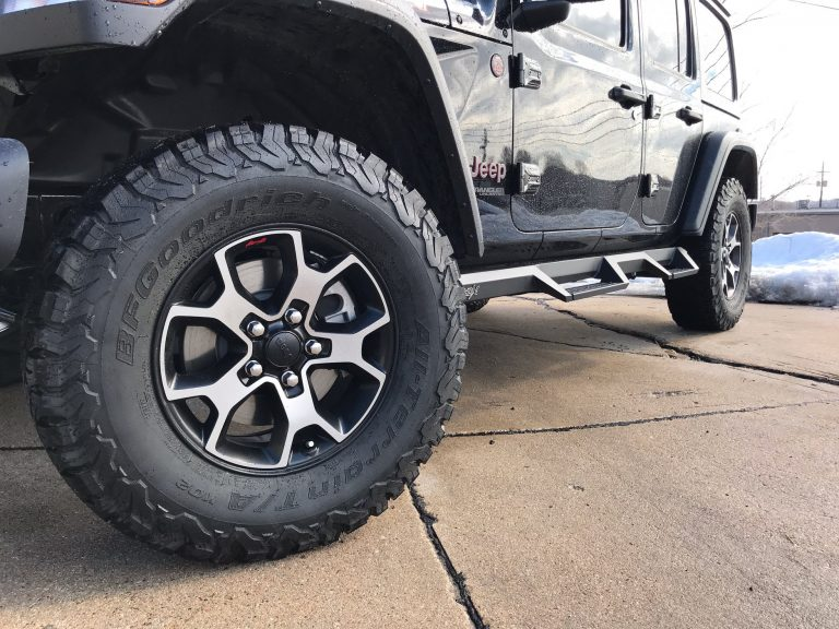 trucks plus wheels and tires